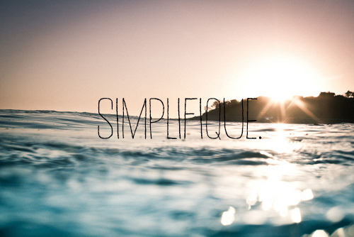 simplifique